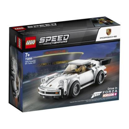 LEGO Speed Champions 75895 Porsche 911 Turbo 3.0