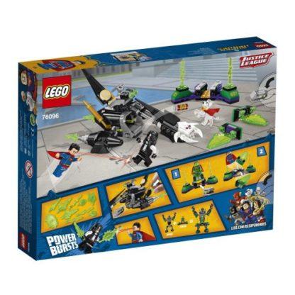 LEGO DC Comics 76096 Superman und Krypto Team Up