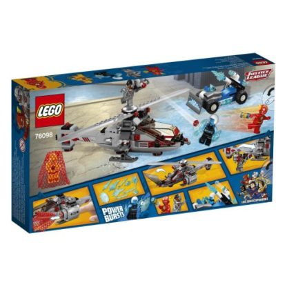 LEGO DC Comics 76098 Speed Force Freeze Verfolgung