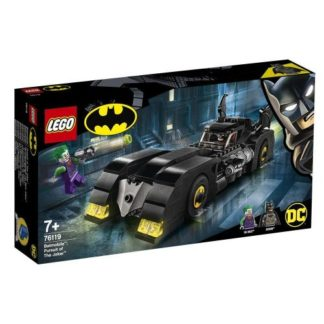 LEGO DC Comics 76119 Batmobil Verfolgungsjagd mit