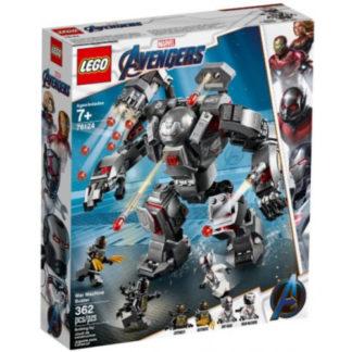 LEGO Marvel 76124 Super Heroes War Machine Buster