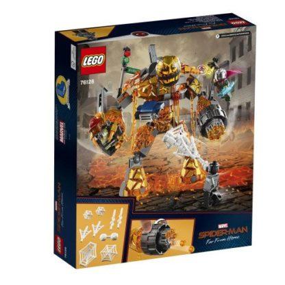 LEGO Marvel 76128 Duell mit Molten Man