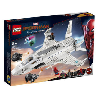 LEGO 76130 SH Stark Jet Drone Attac