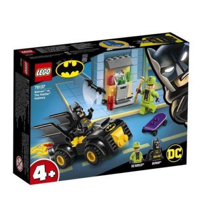 LEGO DC Comics 76137 Batman vs Raub des Riddler