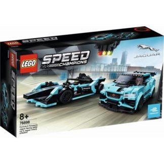 LEGO Speed Champions 76898 Formula E Panasonic