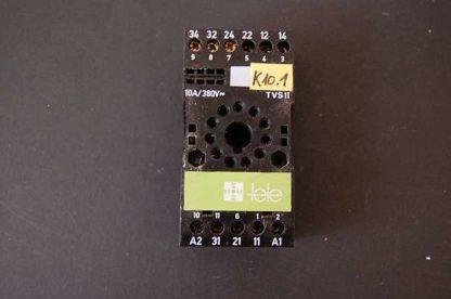 Tele TVS11 Relais Sockel