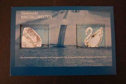 Österreich 2004 Swarowsky Block postfrisch ANK 2529 - 2530