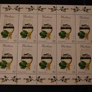 Österreich 2014 Kleinbogen Weinregion Österreich postfrisch ANK 3162