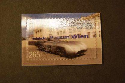Österreich 2009 100 Jahre Technisches Museum postfrisch Block ANK 2823