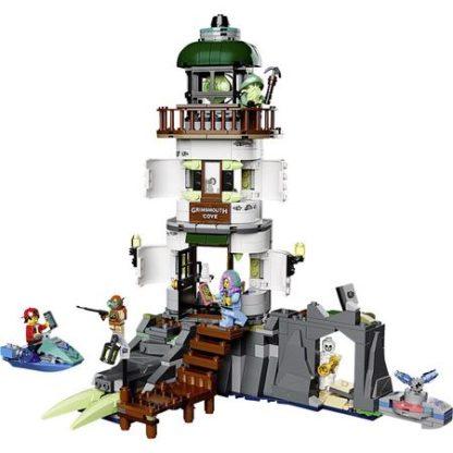 LEGO 70431® HIDDEN SIDE™ Der Leuchtturm der Dunkelheit