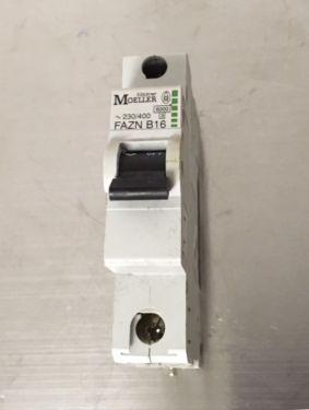 Klöckner Moeller FAZN B16 Sicherungsautomat
