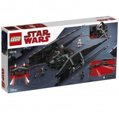 Lego Star Wars 75179 - Kylo Ren´s Tie Fighter