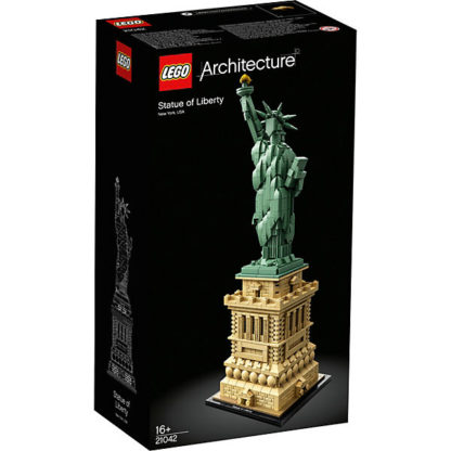 LEGO 21042 Architecture: Freiheitsstatue