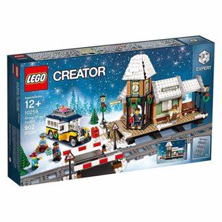 Lego Creator 10259 Winterlicher Bahnhof