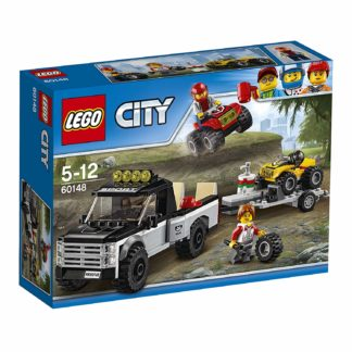LEGO City 60148 Quad Rennteam