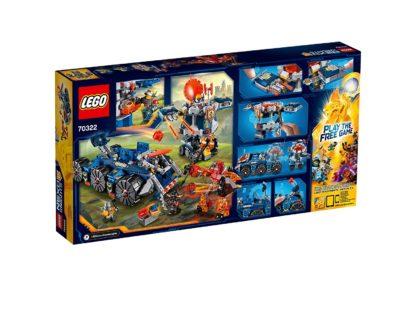 LEGO NEXO KNIGHTS 70322 Axls rollender Wachturm