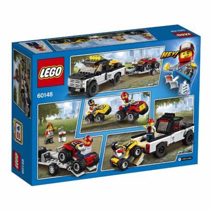 LEGO City 60148 Quad Rennteam
