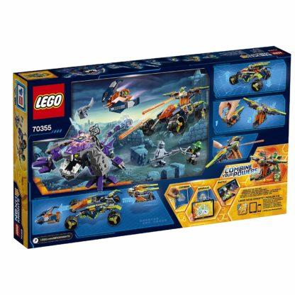 LEGO NEXO KNIGHTS 70355 Aarons Klettermaxe