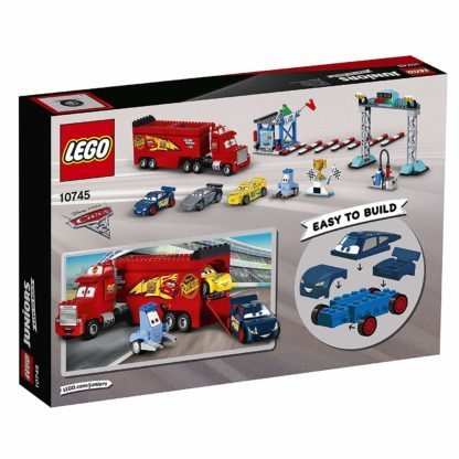 LEGO Juniors 10745 Finale Florida 500