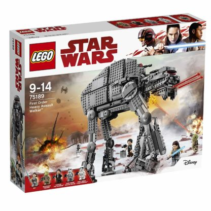 LEGO Star Wars 75189 - First Order Heavy Assault Walker