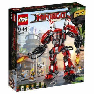 LEGO NINJAGO 70615 Kai's Feuer-Mech