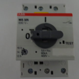 ABB MS 325  Motorschutzschalter  12,5 - 16A