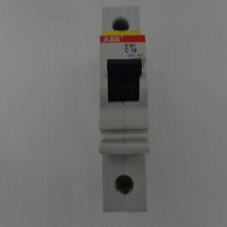 ABB S261 C10  Sicherungsautomat 1pol.