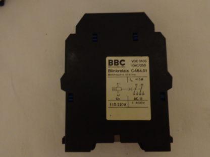 BBC C464 Blinkrelais