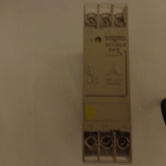 Entretec Schiele PFE Mecotron  Monitoring Relais