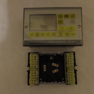 Landis&Gyr SIGMAGYR RVP 40.2  Heizungsregler mit Sockel