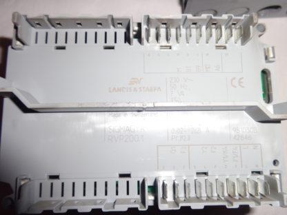 Landis & Staefa, Landis & Gyr, Siemens Sigmagyr RVP 200.1 Heizungssteuerung mit Sockel