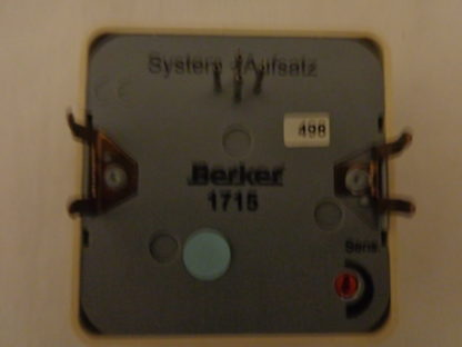 Berker 1715 System Aufsatz