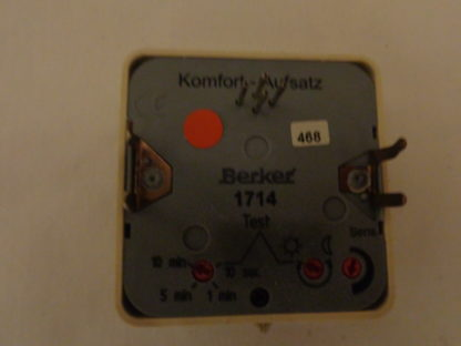 Berker 1714 Komfor - Aufsatz  Bewegungsmelder