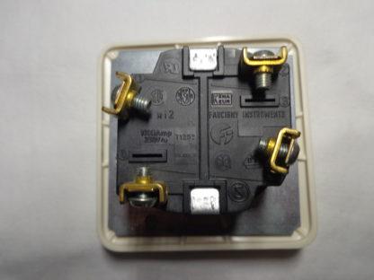 Zeitschaltuhr 2262N 30 Min analog Unterputz cremeweiß