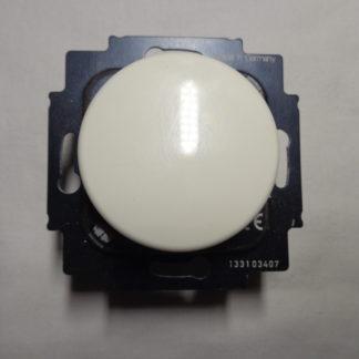Busch & Jäger 6523U LED-Dimmer Dreh und Schaltdimmer weiß