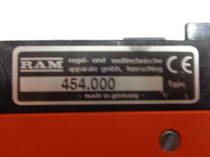 RAM Zweipunkt und Dreipunkt Doppelausgangsstufe 454.000