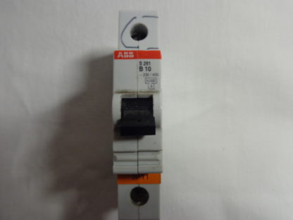 ABB S 261 B10  1pol. Sicherungsautomat