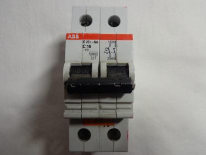 ABB S 261 -  NA C16  1+N  Sicherungsautomat