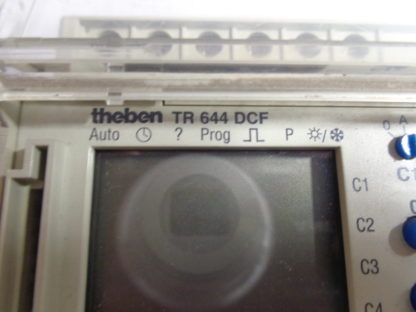 Theben TR 644 DCF Zeitschaltuhr