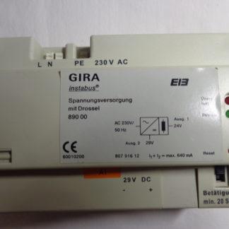 GIRA 890 00 Spannungsversorgung mit Drossel