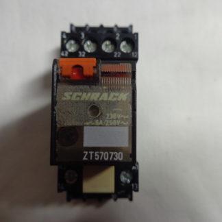 Schrack ZT570730 inkl. Sockel
