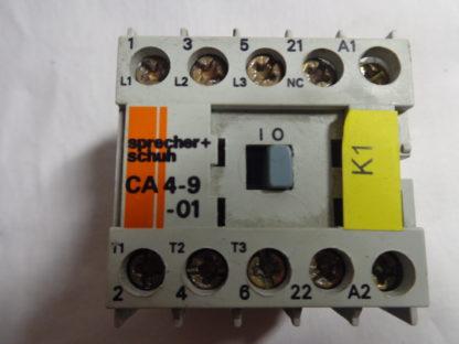 Sprecher + Schuh CA4-9-01 Schütz