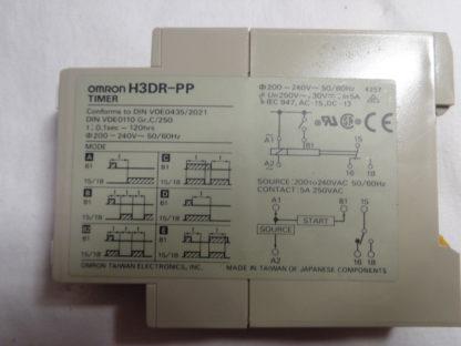 OMRON H3DR-PP Zeitrelais