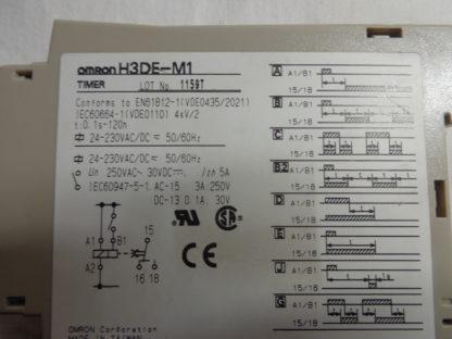 OMRON H3DE-M1 Zeitrelais