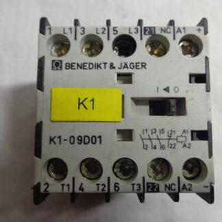 Benedikt & Jäger K1-09D01 Schütz