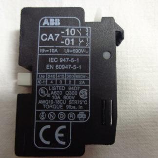ABB CA7 - 10 - 01 Hilfskontaktblock