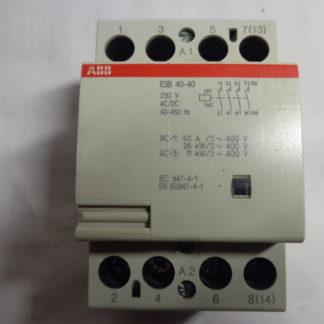 ABB ESB 40-40 Installationsschütz