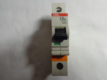 ABB S 281 K 32A 1pol. Sicherungsautomat