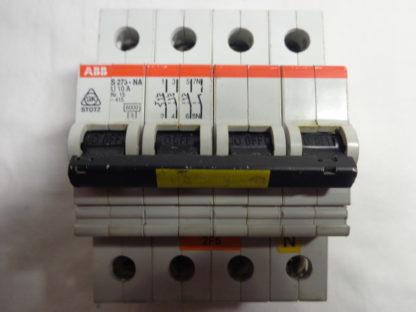 ABB S273-NA U10A 3+N Sicherungsautomat