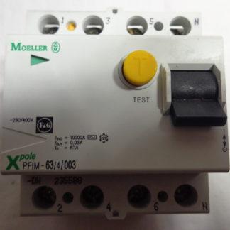 Moeller PFIM -  63/4/003 FI  Schutzschalter